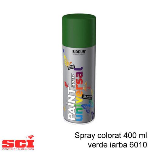 Spray colorat 400 ml verde iarba