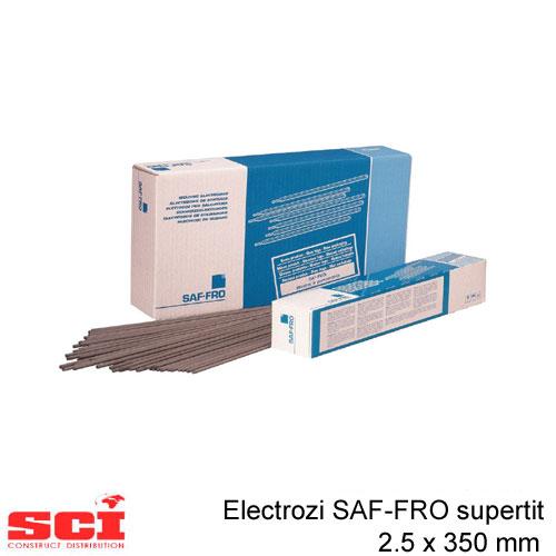 Electrozi sudura SAF-FRO supertit 2.5 x 350 mm