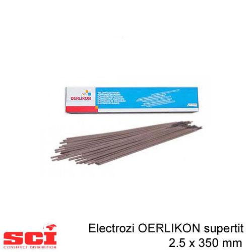 Electrozi sudura OERLIKON supertit 2.5 x 350 mm