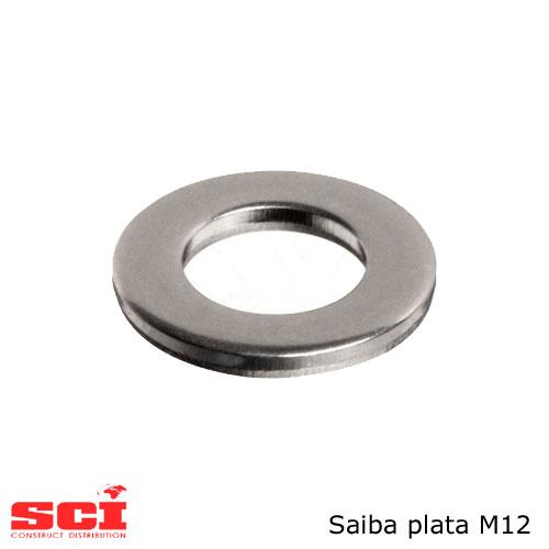 Saiba plata M12