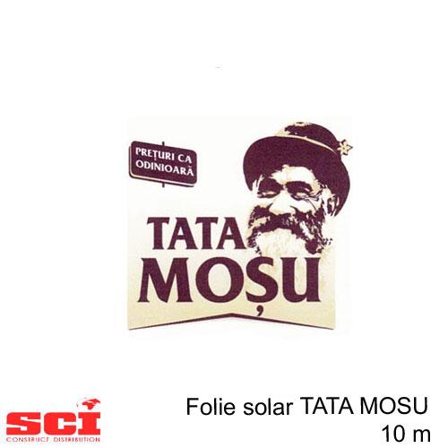 Folie solar TATA MOSU 10 m