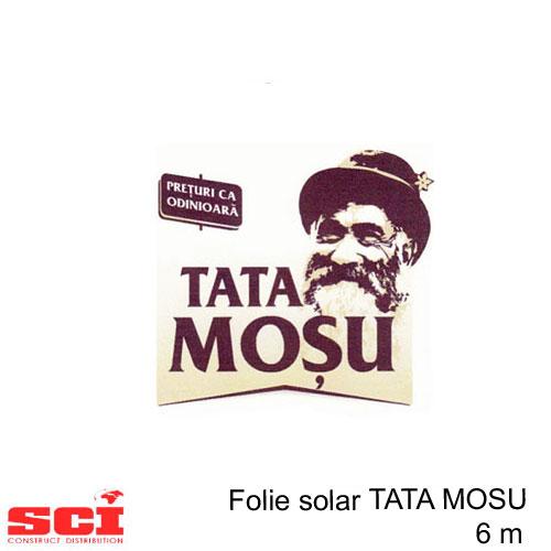 Folie solar TATA MOSU 6 m
