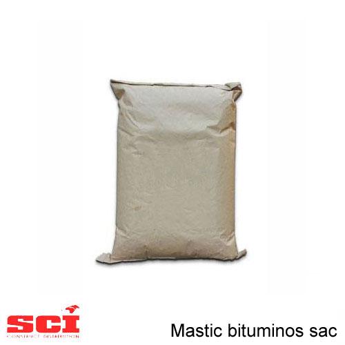 Mastic bituminos sac