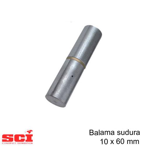 Balama sudura 10 x 60 mm