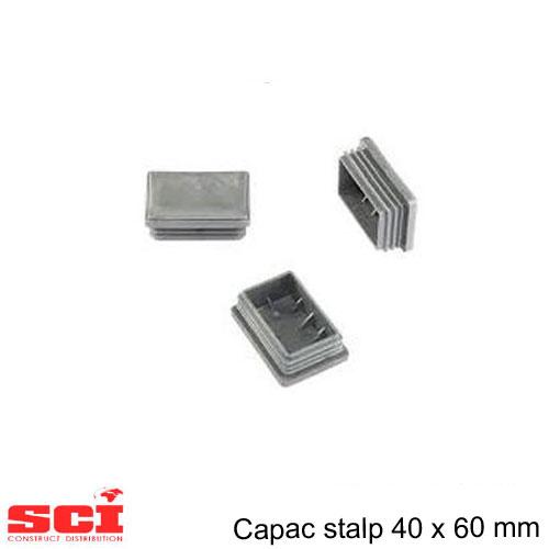 Capac stalp 40 x 60 mm