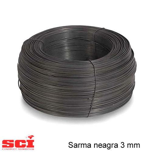 Sarma neagra 3.0 mm