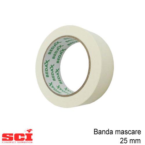 Banda mascare 25 mm