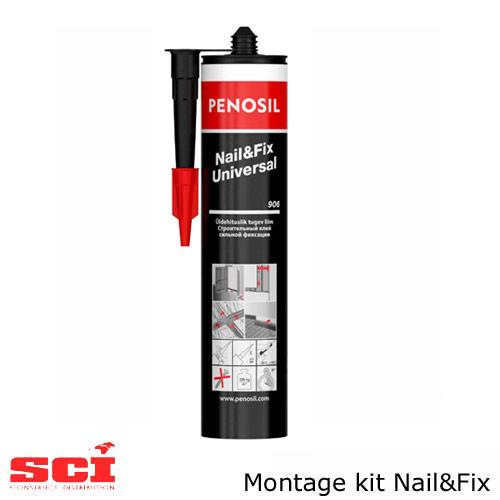 Adeziv Nail Fix 310 ml tip Montage Kit Penosil