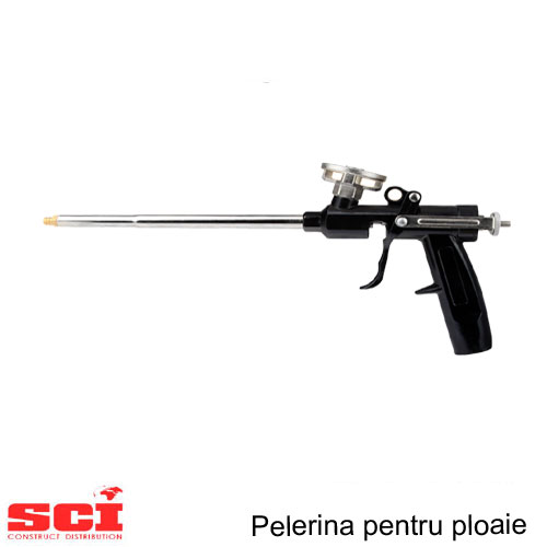 Pistol pentru spuma poliuretan