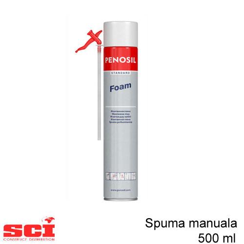 Spuma manuala 500 ml Penosil