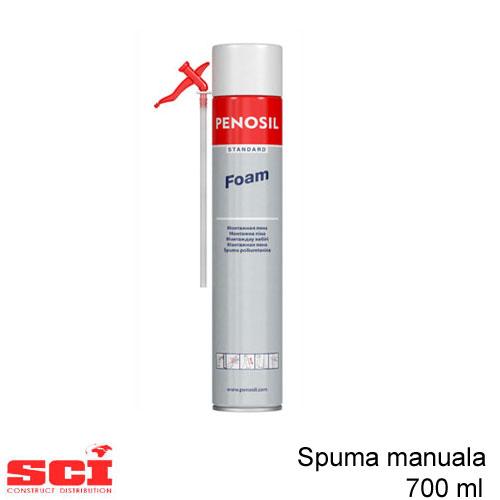 Spuma manuala 700 ml Penosil