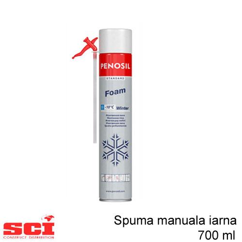 Spuma manuala iarna 700 ml Penosil