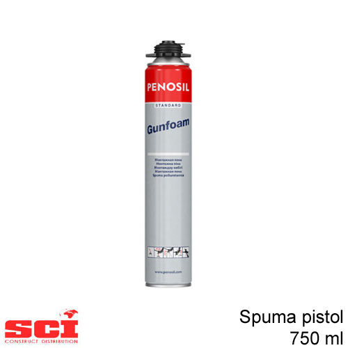 Spuma pistol 750 ml Penosil