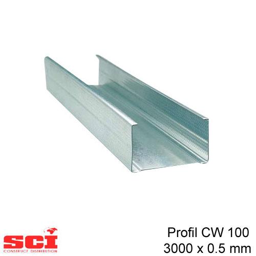 Profil CW 100 3000 x 0.5 mm