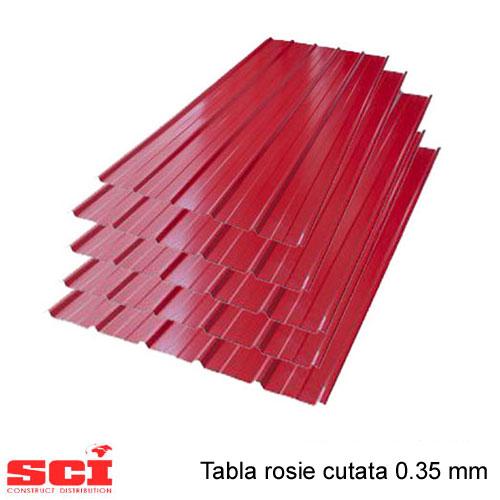 Tabla rosie cutata 0.35 mm