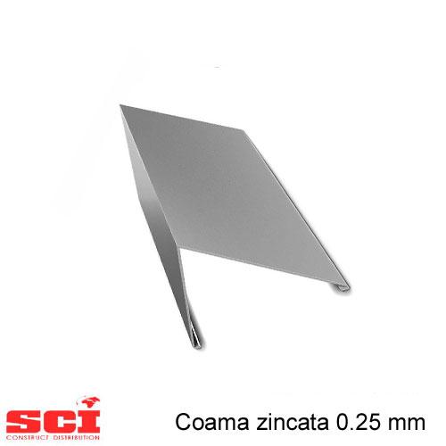 Coama zincata 0.25 mm