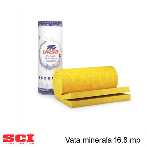 Vata minerala 16.8 mp Ursa