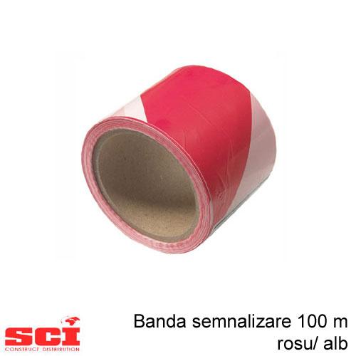 Banda semnalizare 100 m