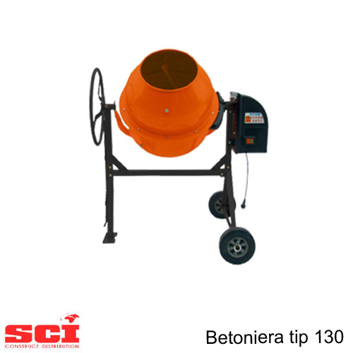 Betoniera tip 130