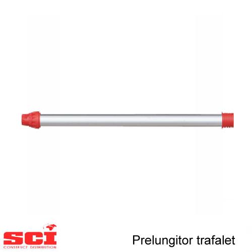 Prelungitor telescopic pentru trafalet 1.6 - 3 m