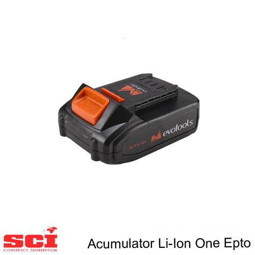 Acumulator Li-Ion 18V ONE EPTO