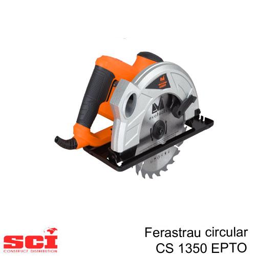 Ferastrau Circular CS 1350 EPTO