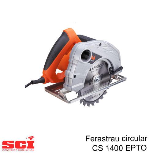 Ferastrau Circular CS 1400 EPTO