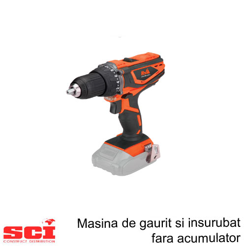 Masina de Gaurit si Insurubat fara Acumulator ONE EPTO