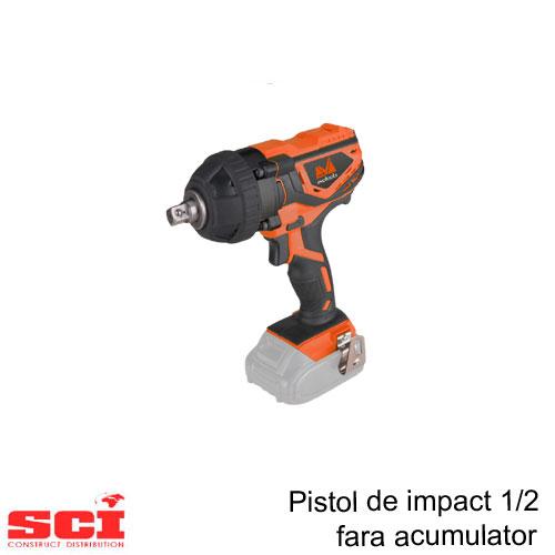 Pistol de Impact 1/2 fara Acumulator ONE EPTO