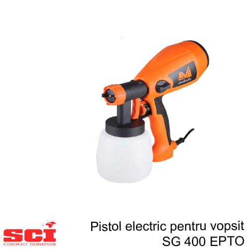 Pistol Electric pentru Vopsit SG 400 EPTO