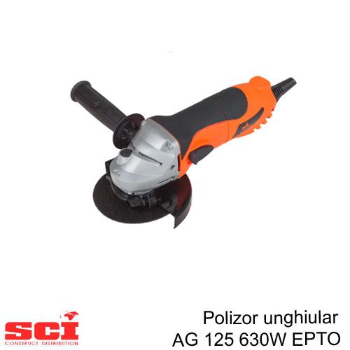 Polizor Unghiular AG 125 630W EPTO